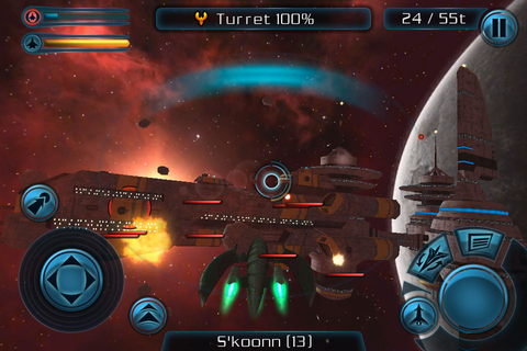 Galaxy On Fire 2 Game | Android Club4U - Latest Android Trends