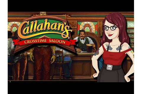Callahan's Crosstime Saloon - PC Game Review - YouTube