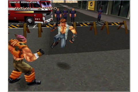 Fighting Force (USA) PSX / Sony PlayStation ISO Download ...