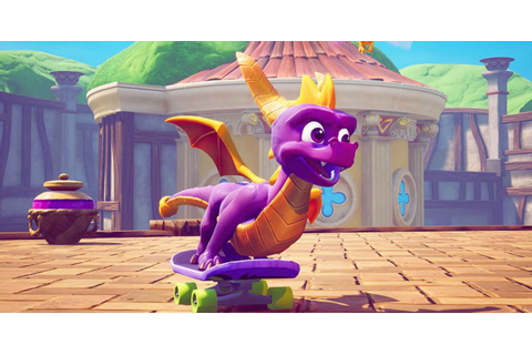 New Spyro: Reignited Trilogy Screenshots Showcase Year of ...