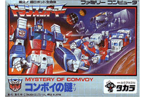 The Transformers: Mystery of Convoy - Wikipedia