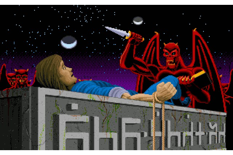 My all time favourite video games: Ultima VI: The False ...