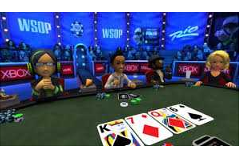 World Series of Poker Full House Pro Download Free Full ...