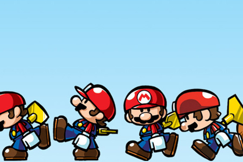 Mario and Donkey Kong: Minis on the Move (3DS eShop) Reviews