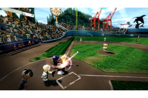 Super Mega Baseball - Big heads, home runs, and ego ...