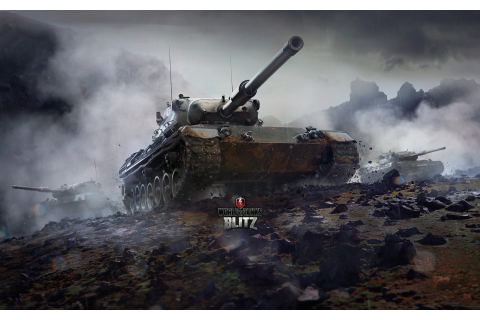 world of tank blitz game 4k wallpaper download high ...