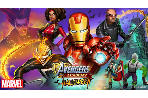 MARVEL Avengers Academy 1.5.2 Mod (Free Store, Instant ...