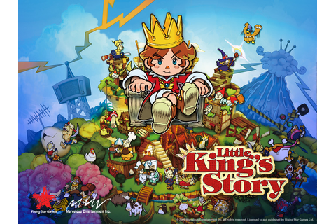 Developer Explains Why Little King's Story Sequel Is Not ...