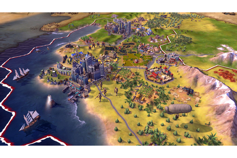 Civilization VI Review: Goed op de Nintendo Switch - WANT