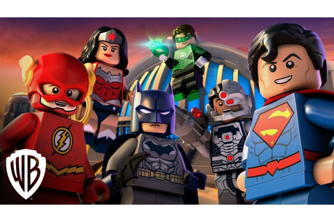 Trailer for LEGO® DC Comics Super Heroes – Justice League ...