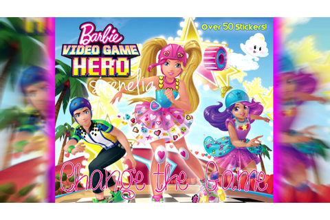 Barbie: video game hero Change the game (soundtrack) - YouTube