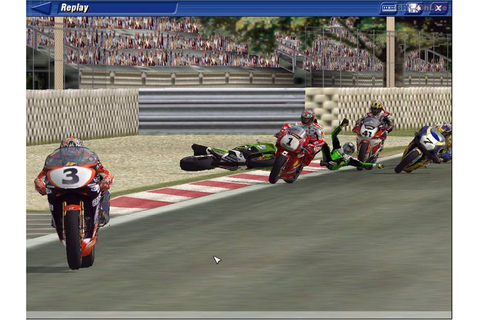 Superbike 2001 - screenshots gallery - screenshot 3/12 ...