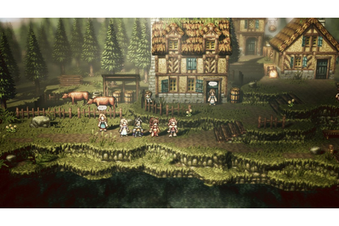 Octopath Traveler Max Level Explained: What Is the Max ...