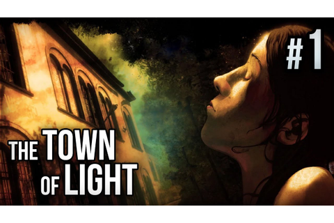 The Town Of Light - Ep 1 - THE ASYLUM ★ Let's Play The ...