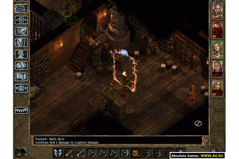 Baldur's Gate II: Shadows of Amn - дата выхода, системные ...
