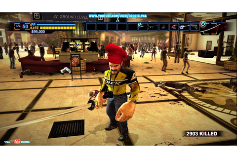 Dead Rising 2 Off The Record Funny Gamebreaker DLC Effects ...