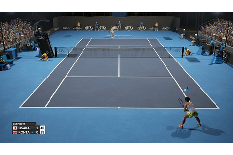 AO International Tennis-SKIDROW | Ova Games