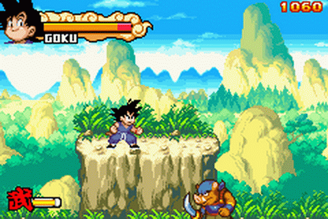 Play Dragon Ball - Advanced Adventure Nintendo Game Boy ...
