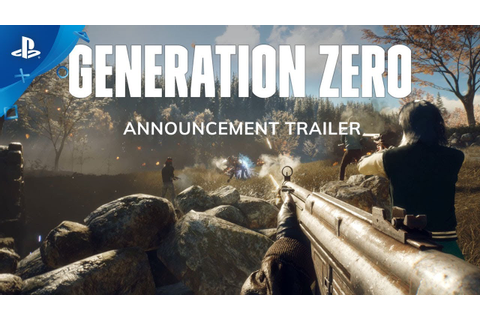 Generation Zero Game | PS4 - PlayStation