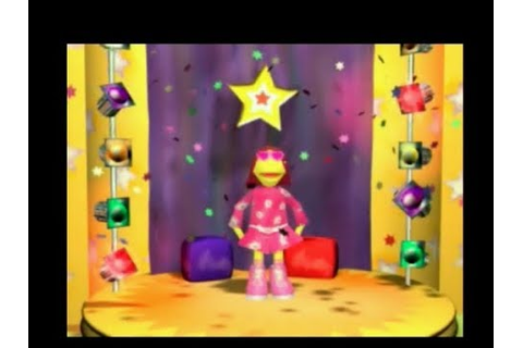 Tweenies Game Time PS1 Minigames With Fizz - YouTube