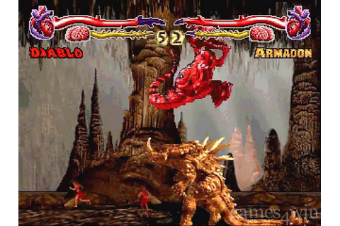 Primal Rage Download on Games4Win