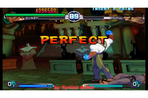 Street Fighter III: 2nd Impact - Giant Attack (Arcade ...