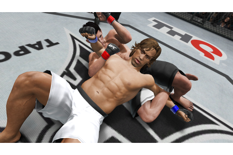 UFC Undisputed 3 Screenshots - Video Game News, Videos ...