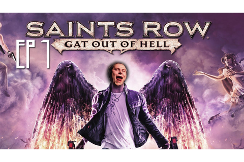 I BELIEVE I CAN FLY! Saints Row Gat Out Of Hell Gameplay ...