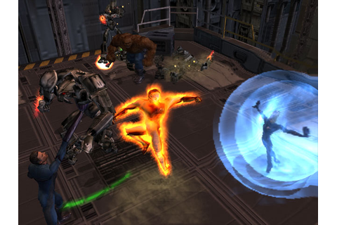 Fantastic Four Game - Free Download Full Version For Pc