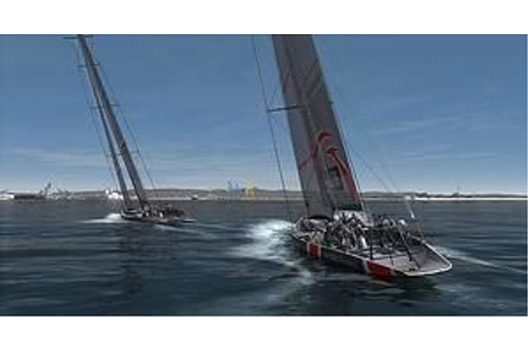 Virtual Skipper 5: 32nd America's Cup, le jeu on Qwant Games