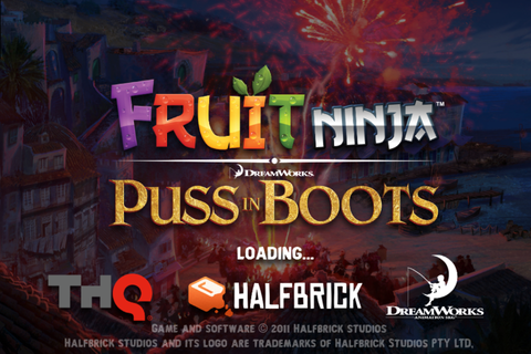 Fruit Ninja: Puss in Boots on iOS: A bomb-filled blast of ...