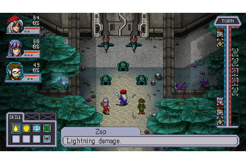 Cosmic Star Heroine launches this summer - Gematsu