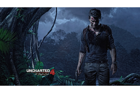 Uncharted 4: A Thiefs End Game Wallpaper by MaybeFirework ...
