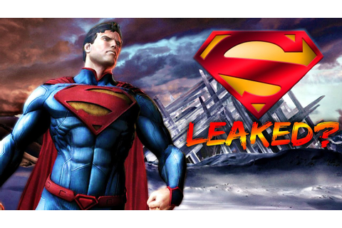 Superman Game Leaked? - YouTube