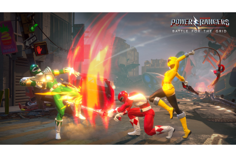 Power Rangers: Battle for the Grid Screenshots, Pictures ...