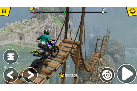 Trial Xtreme 4 - Motor Bike Games - Motocross Racing ...