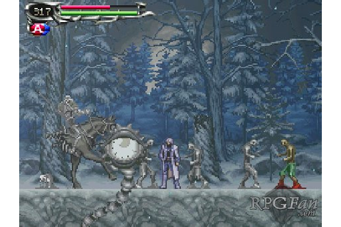 JRK's RPGs » Nintendo DS » Castlevania: Dawn of Sorrow