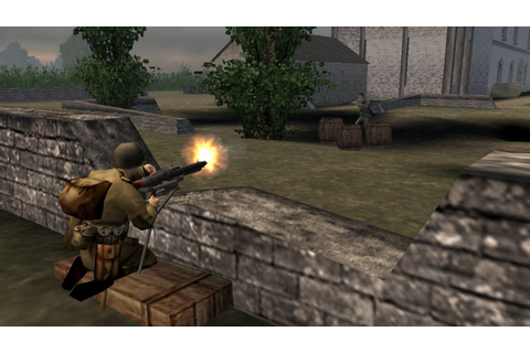 Brothers in Arms D Day ISO PPSSPP – isoroms.com