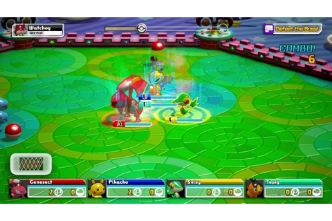 Pokémon Rumble U brings Skylanders-style toys to Wii U in ...