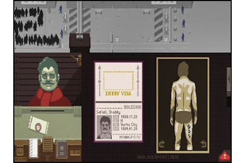 Papers, Please | Free Download PC Game Full Version