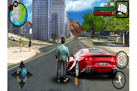 Download Vegas Gangster Theft Game - Grand Crime City for PC