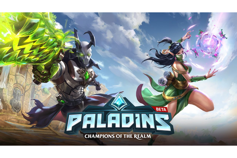 Paladins - Cinematic Trailer - 'Champions of the Realm ...