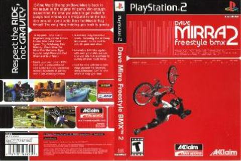 Dave Mirra Freestyle BMX 2 (USA) ISO
