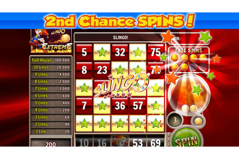Slingo Arcade: Bingo Slot Game - Android Apps on Google Play