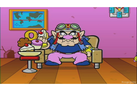 Wario Ware Smooth Moves The Movie ( All Cutscenes) - YouTube