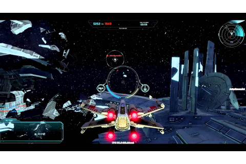 Star Wars: Attack Squadrons Beta - YouTube