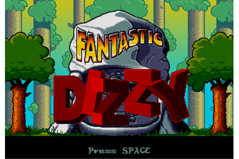 Fantastic Dizzy | Old DOS Games | Download for Free or ...