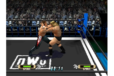 WCW vs. nWo - World Tour (Europe) ROM