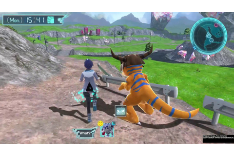 Digimon World: Next Order (Ps4 Pro) - BIT FARMING early ...