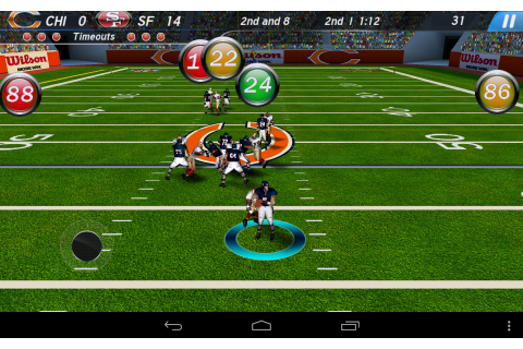 NFL Pro 2013 – Games for Android 2018 – Free download. NFL ...